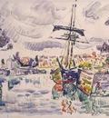 sailboat at a pier