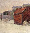 snow butte montmartre