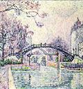 the canal saint martin