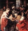 adoration of the magi 1627