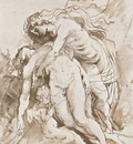 death of adonis 1610