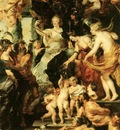 happiness of the regency  1623