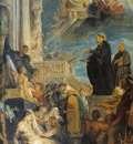 miracle of st francis 1617