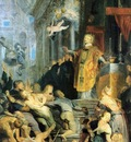 Miracle of St Ignatius of Loyola
