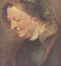 old woman 1616
