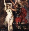 perseus frees andromeda 1639