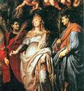 St Domitilla with St Nereus and St Achilleus