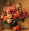 bouquet of roses 1880