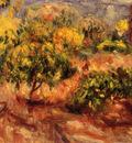 cagnes landscape 1914