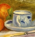 Cup and Oranges