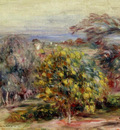 landscape at collettes