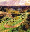 landscape at wargemont