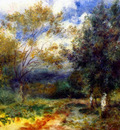 landscape in the sun 1880