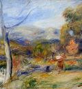 landscape near cagnes 3