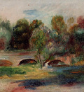 landscape with bridge 2