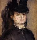 madame darras as an horsewoman