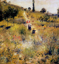 path leading through tall grass 1876