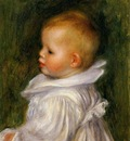 portrait of claude renoir 1902