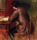 posthumous portrait of frederic bazille