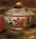 Still Life with Orange and Sugar Bowl
