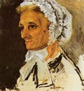 the artists mother