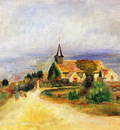 village by the sea 1880