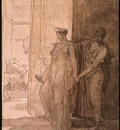 guerin pierre narcisse clytemnestra hesitates before killing the sleeping agamemnon 1025814 p