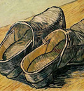 A Pair of Leather Clogs