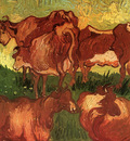Cows after Jorsaens