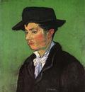 Portrait of Armand Roulin 1888 2 jpg