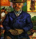 portrait of pere tanguy 1887