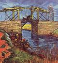 the langlois bridge at arles