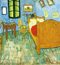 vincents bedroom in arles