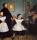 La Famille Bellelli Huile sur Toile 200x250 cm Paris musee d Orsay