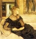 Madame Gobillard Yves Morisot Huile sur Toile 543x651 cm New York The Metropolitan Museum of Art