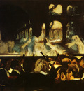 Ballet de Robert le Diable Huile sur Toile 66x543 cm New York The Metropolitan Museum of Art