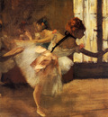 La Repetition de Danse detail