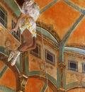 Miss Lala au Cirque Fernando Huile sur Toile 117x77 cm Londres National Gallery
