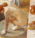 Le Tub Pastel sur carton 60x83 cm Paris musee d Orsay