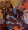 At the Milliner s circa 1905 1910 Musee d Orsay France Drawing pastel