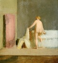 Candaule s Wife circa 1855 1856 Private collection oil on canvas