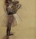 Dancer with a Fan 1880 Metropolitan Museum of Art USA