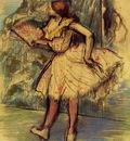 Dancer with a Fan 1897 1901 Metropolitan Museum of Art USA