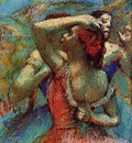 Dancers 1890 Princeton University Art Museum USA oil on canvas
