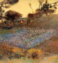 Field of Flax 1891 1892 PC