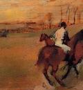 Horses and Jockeys circa 1886 1990 PC