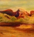 Lake and Mountains 1890 1893 PC