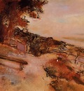 Landscape by the Sea 1895 1898 PC