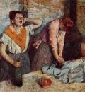 Laundry Girls Ironing  1884  Norton Simon Museum USA