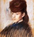 Mademoiselle Malo circa 1877 Barber Institute of Fine Arts England